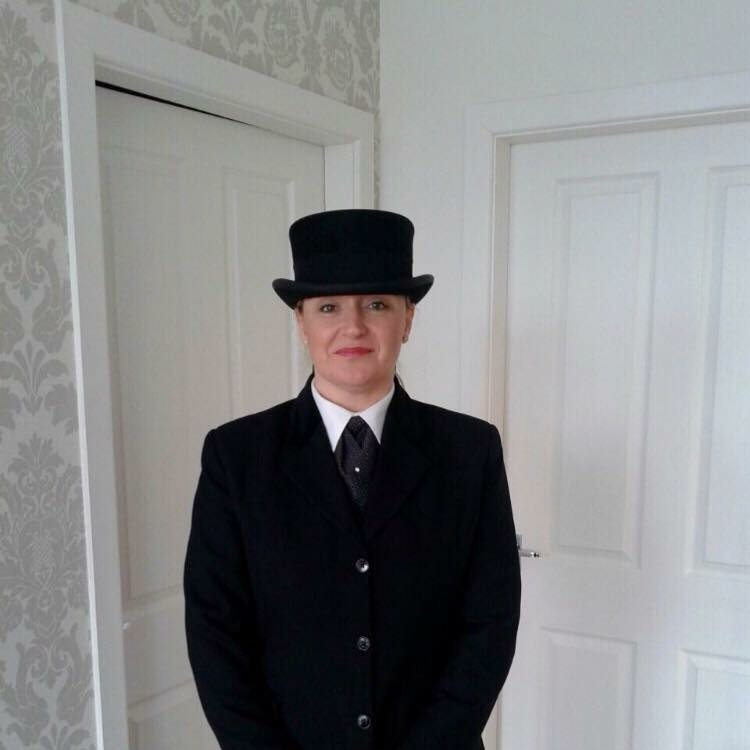 Helen Ashmore Funeral Director in Blackpool